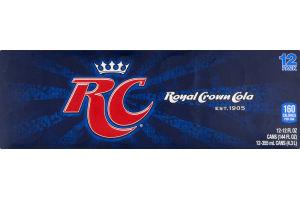RC Cola - 12 PK