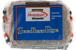 Manischewitz Old Tyme Seedless Rye Bread