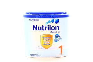 Смесь сухая молочная №1 Nutricia Nutrilon 350г