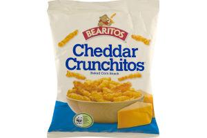 Bearitos Cheddar Crunchitos