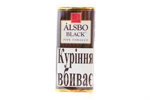 Тютюн трубковий Alsbo black 50г