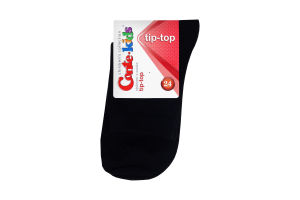 Шкарпетки дит. TIP-TOP, р.24, 000 чорний 1 шт