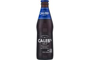 Caleb's Kola Sparkling Water