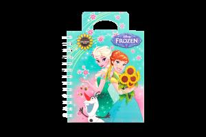 Блокнот для заметок Ранок Frozen А6 50 стр