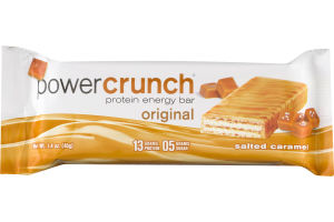 Power Crunch Protein Energy Bar Original Salted Caramel