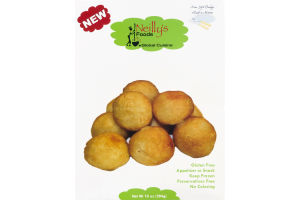 Neilly's Foods Yuca Bites With Cheese