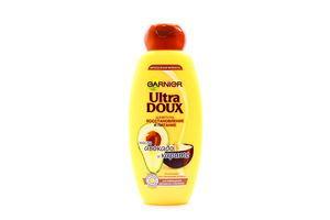 Шампунь для волос восстановление и питание Авокадо и карите Ultra Doux Garnier 400мл