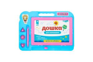 Іграшка для дітей від 3років №PL-7010 Магнітна дошка для малювання Країна іграшок 1шт