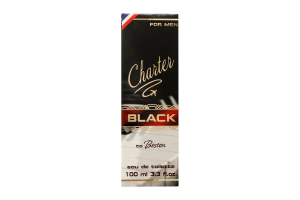 Charter Black т/вода чоловіча 100мл