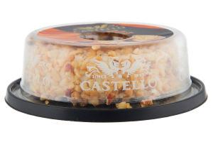 Крем-сир 65% з ромом і горіхами Castello п/у 125г