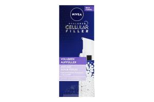Сыворотка для лица Омолаживающие жемчужины Hyaluron Cellular Filler Nivea 30мл