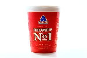 Мороженое пломбир №1 Рудь ведро 500г