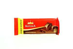 Шоколад черный 58% Корона 60г
