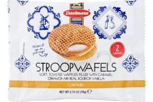 Daelmans Stroop Wafels Caramel - 2 CT