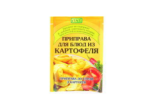 Приправа для блюд из картофеля Edel 20г
