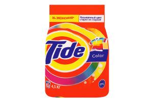 Порошок стиральный Tide Automat color м/у 4,5кг