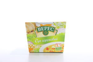 Суп быстрого приготовления гороховый Верес к/у 350г