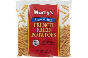 Murry's Shoestring French Fried Potatoes