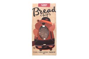 Сухарі грінки житньо-пшеничні зі смаком бекону Bread Chips м/у 80г