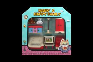 Набор игровой Мебель 9пр HY-031AE