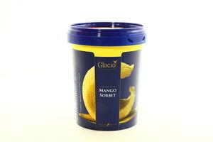 Мороженое Glacio Ice Cream Mango Sorbet стак 500мл