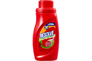 Resolve In-Wash Stain Remover