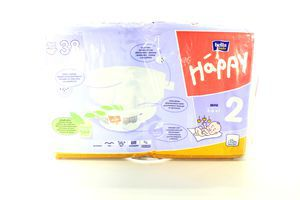 Подгузники детские 3-6кг Mini Bella baby happy 38шт