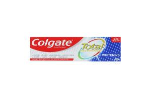 Паста зубная Colgate Total Whitening