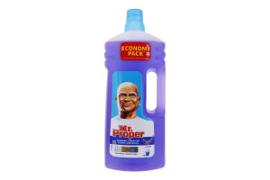 Средство моющее жидкое для пола и стен Лаванда Mr.Proper 2л