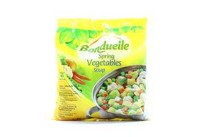 Смесь овощная замороженная Суп из молодых овощей Bonduelle м/у 400г