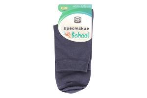Носки детские Брестские School №14C3081 21-22 серый
