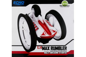 Echo Tech RC Stunt Vehicle Max Rumbler