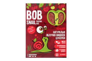 Цукерки яблучно-вишневі Bob Snail к/у 120г
