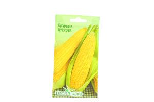 Насіння Елітсорт Кукурудза цукрова 10г