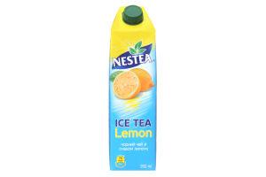 Холодний чорний чай зі смаком лимону Nestea Ice Tea TGA 0,95л