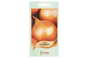 Семена Агропак+ Лук огородный Халцедон