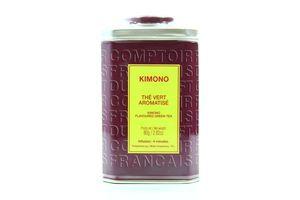 Чай Comptoir Francais Кімоно з/б 80г