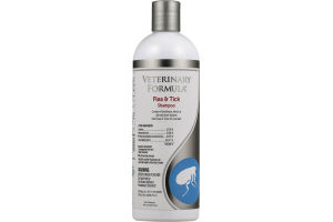 Veterinary Formula Flea & Tick Shampoo