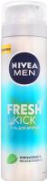 Гель для гоління Fresh Kick Nivea Men 200мл