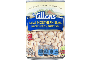 The Allens Great Northern Beans