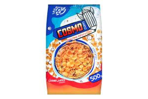 Пластівці кукурудзяні неглазуровані Класичні Cosmocorn м/у 500г