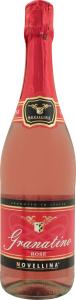 Напій винний 0.75л 7% ароматизований Granatino Novellina пл