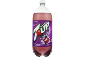 7-UP Mixed Berry Antioxidant Berry Flavored Soda