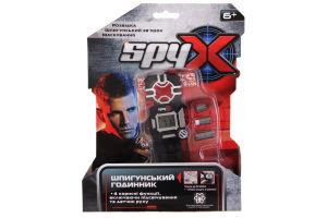 Іграшка для дітей від 6 років Шпигунський годинник SpyX 1шт/уп