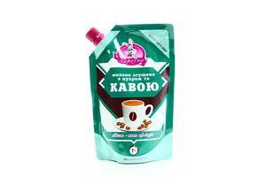 Молоко 7% сгущенное с сахаром и кофе Заречье д/п 270г