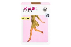 Колготки жіночі Magic Lady Energia 20den 4 daino