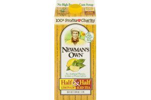 Newman's Own Half Lemonade & Half Iced Tea