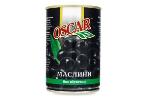 Маслини без кісточки Oscar з/б 300г