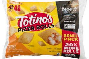 Totino's Pizza Rolls Cheese - 48 CT