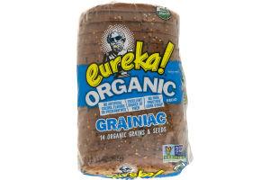 eureka! Organic 14 Grains & Seeds Bread Grainiac